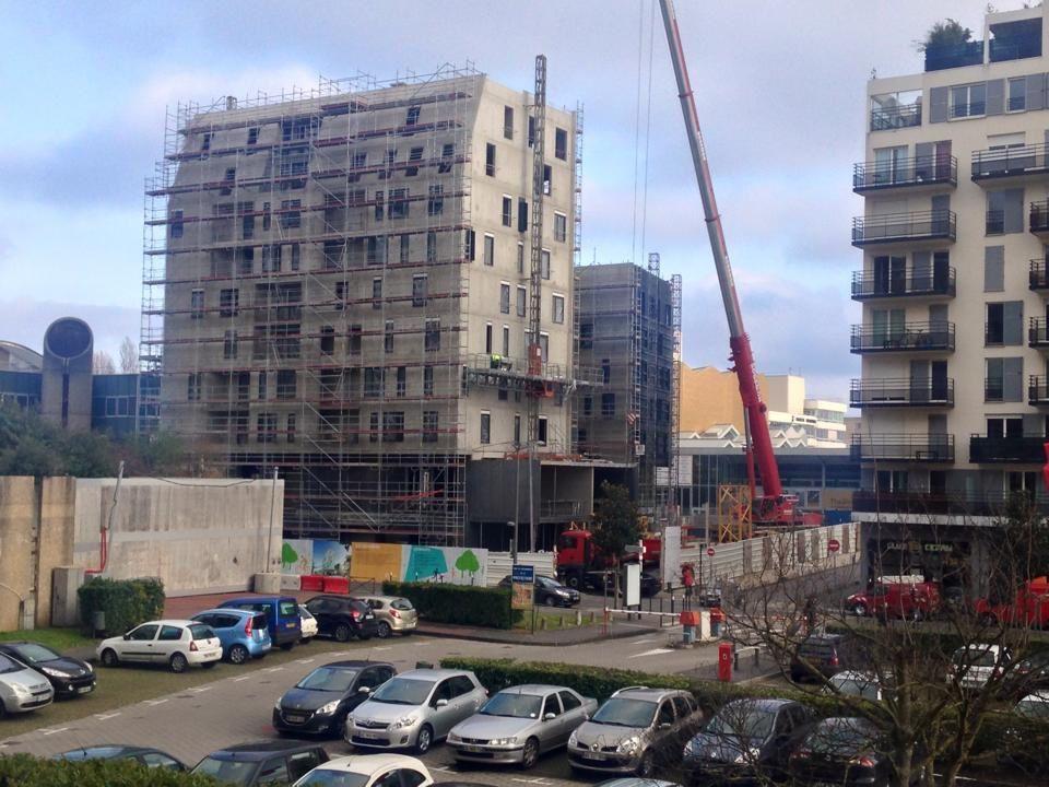 18 M d'€ cachés derrière des immeubles