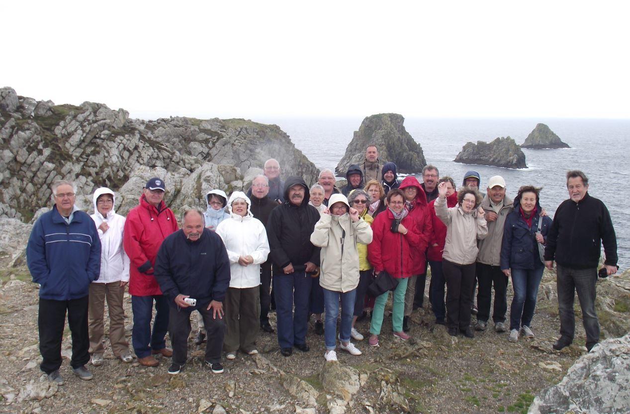 du 18 au 25 mai - Balade en Finistère