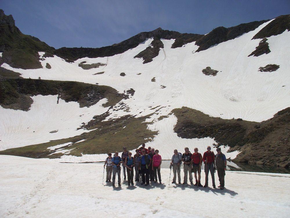 3 juin 2014 - Lac d'Ansabère 64