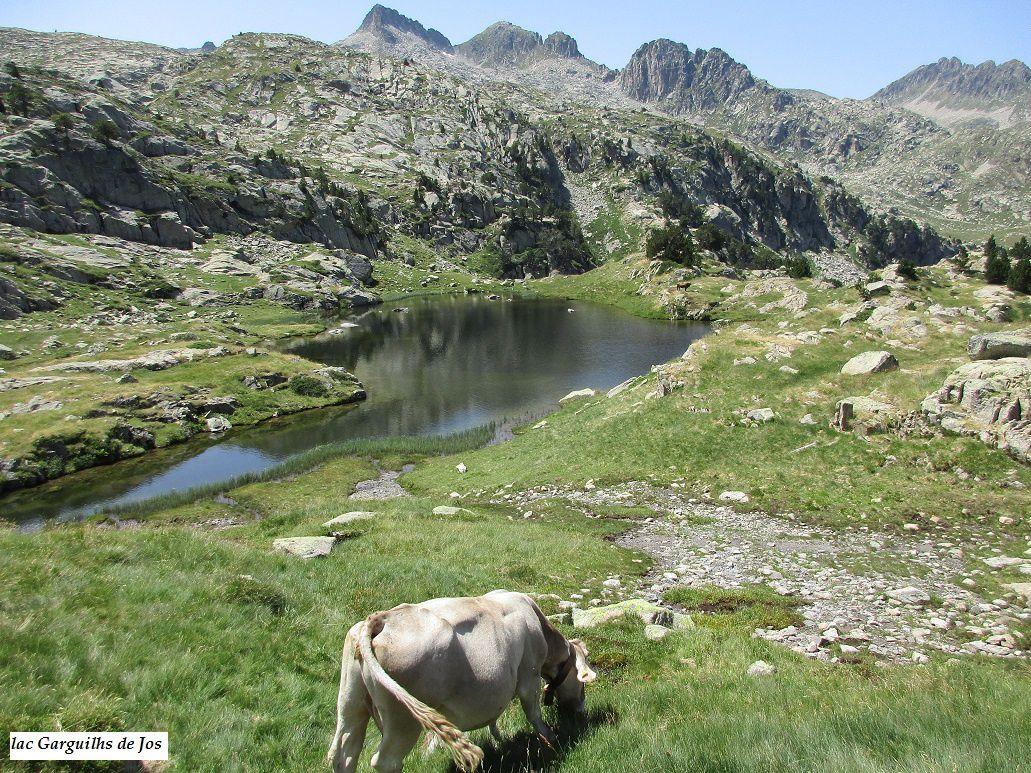 Album 160 - Cirque et lacs Colomers Val d'Aran