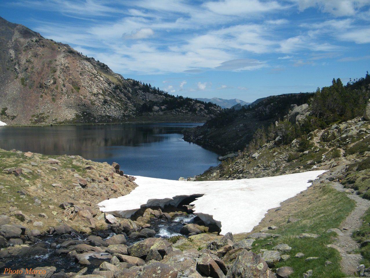 Album 130 - Pic et lac Carlit