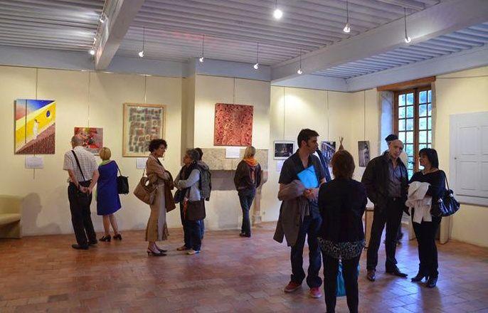 Prochaine expo le 2 octobre 2016 à Sainte Croix en jarez (Lieu-dit La Conty) à l'occasion de la Balade au fil des Arts