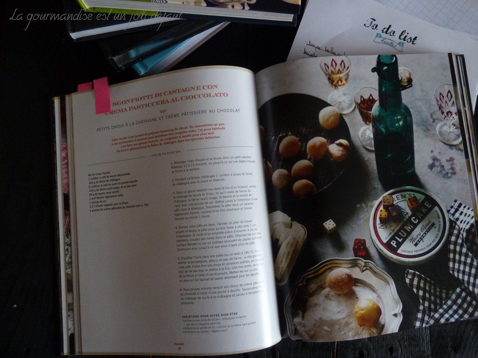 "Dans ma bibliothèque: ""La Dolce Cucina"""