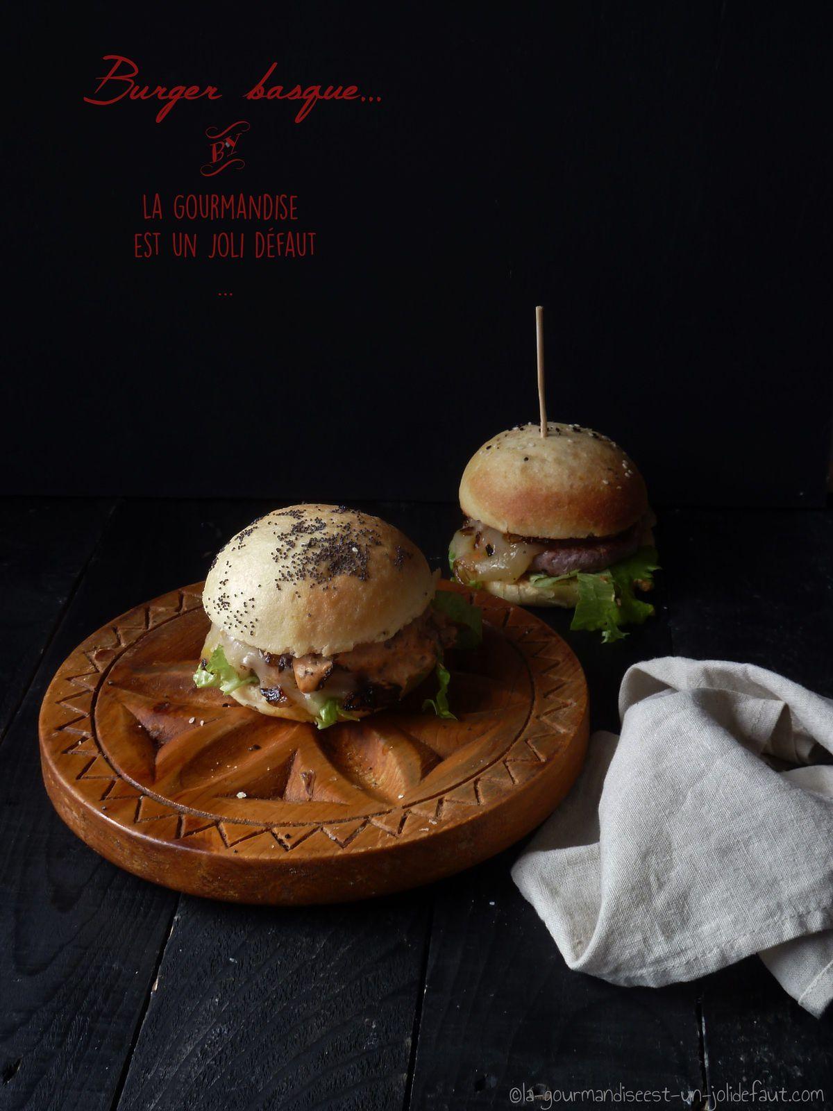 Burgers basques