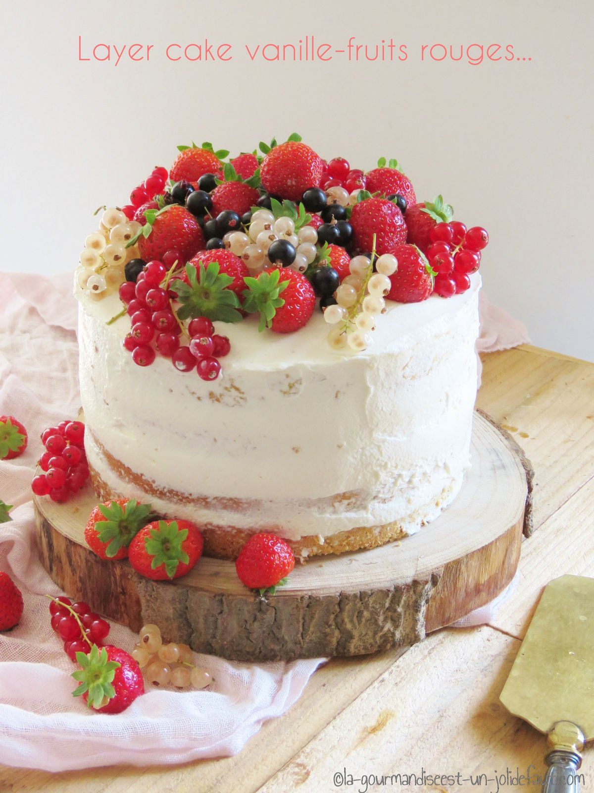 Douille Layer Cake