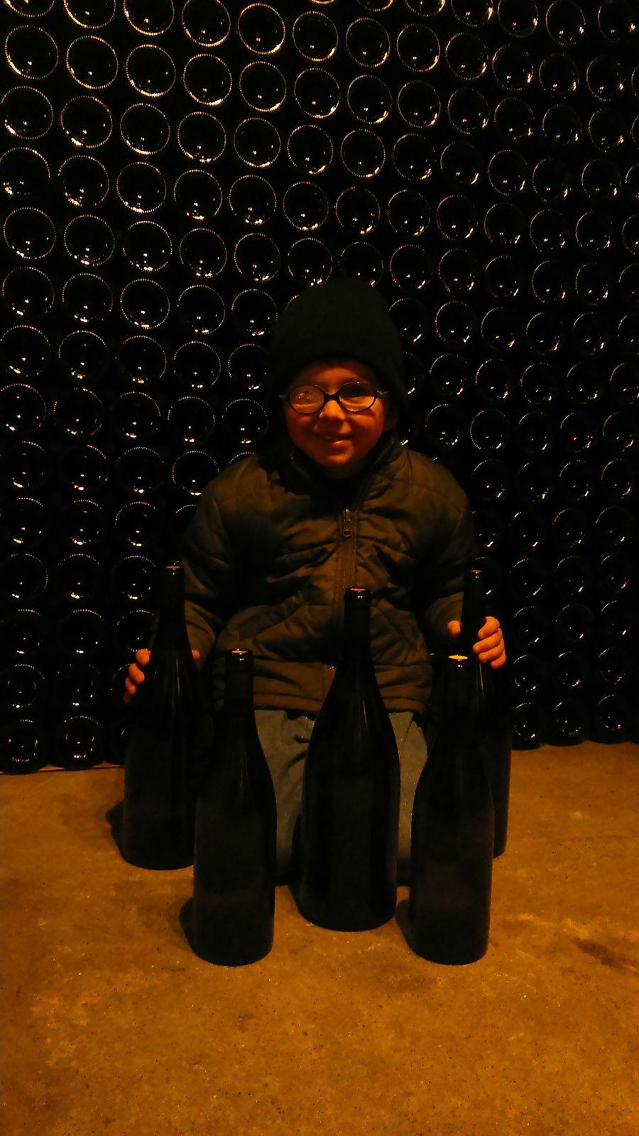 Mon fils Quentin, 6 ans