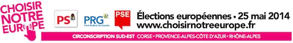 L'Europe à gauche ce dimanche : ça dépend de vous !