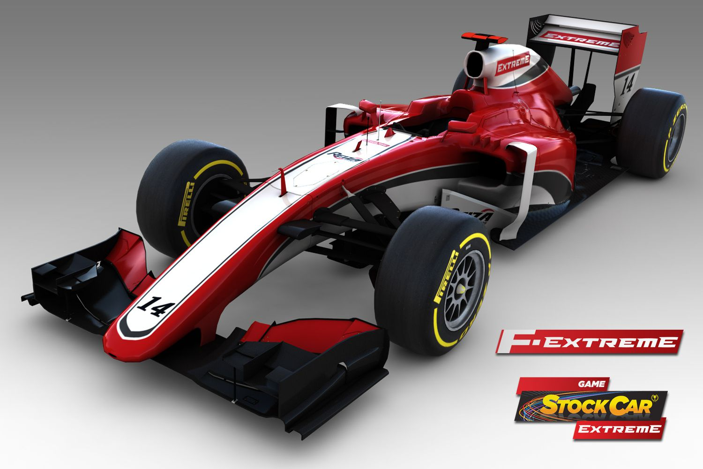Game Stock Car 2013 : Formula Extreme