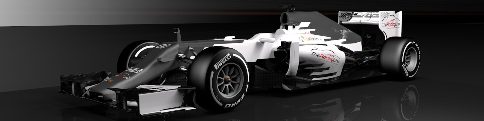 rFactor : sortie officielle du Mod VFR F1 2014 V1.0 !