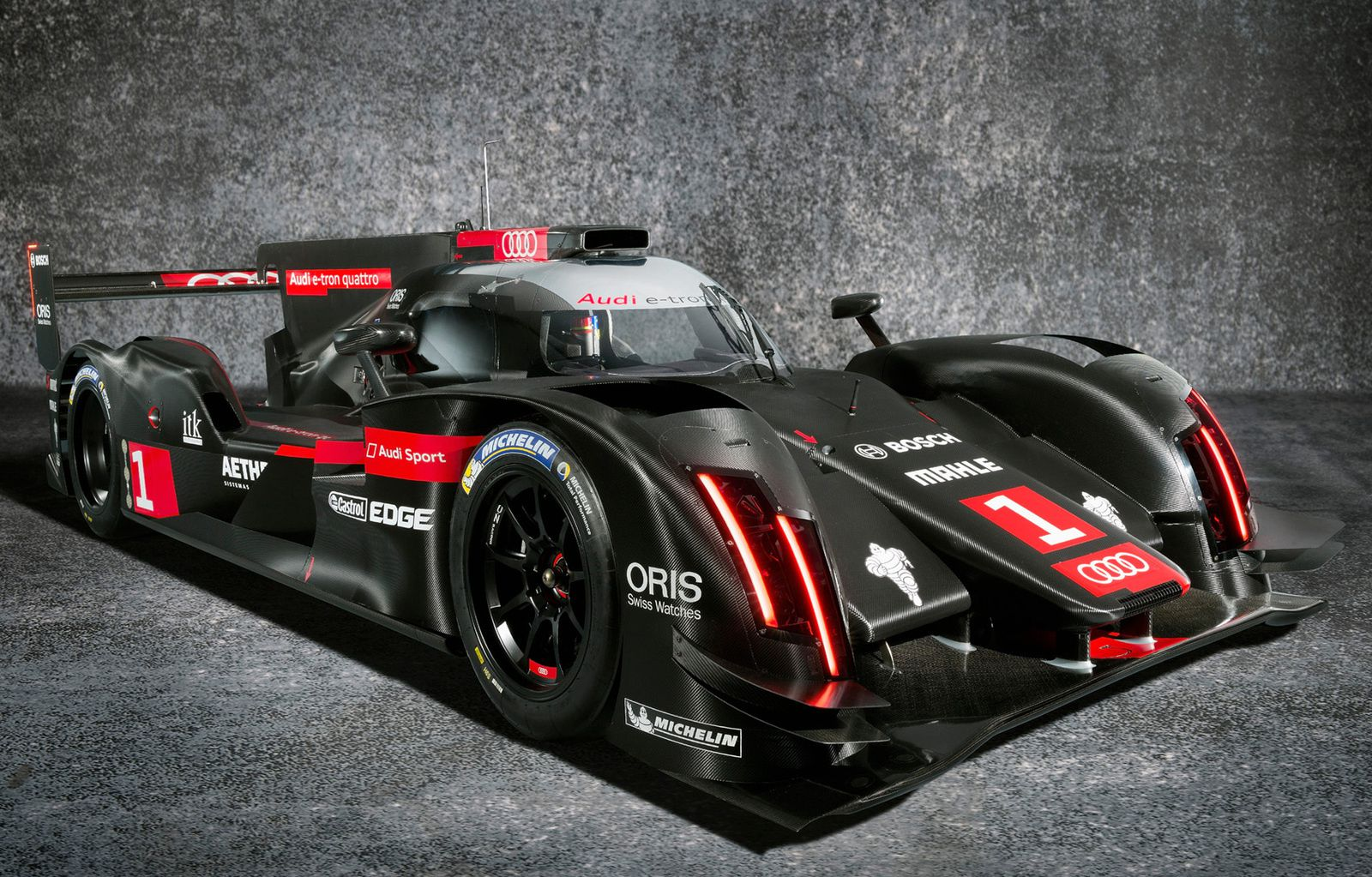Project CARS : licence Audi !