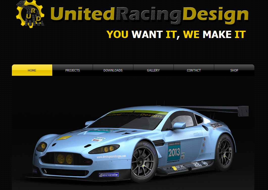 Interview d'Ales Ogrinc, fondateur du team de modding United Racing Design