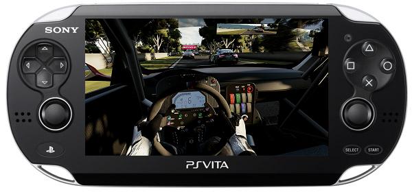 Project CARS : Une version VITA prévue !