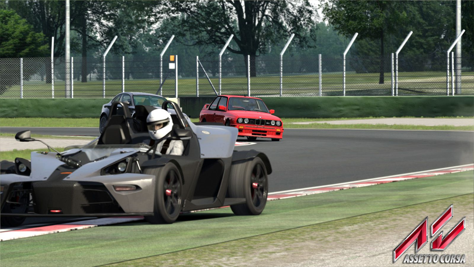 Assetto Corsa : le multijoueur disponible !