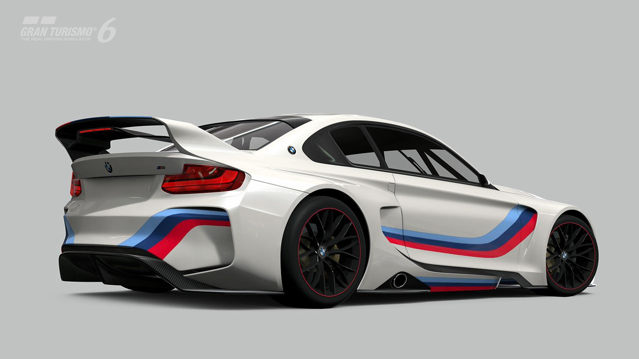 Gran Turismo 6 : BMW GT Concept