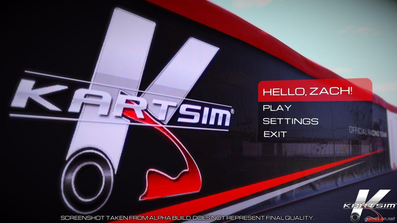 Des nouvelles de KartSim