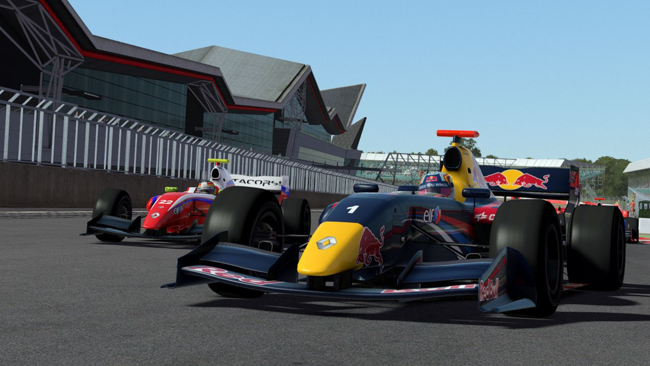 rFactor 2 : 2014 Formula Renault 3.5 disponible !