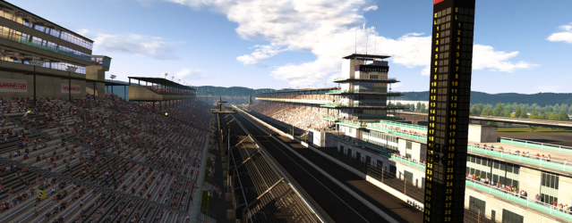 Project CARS : licence Indianapolis 500 !