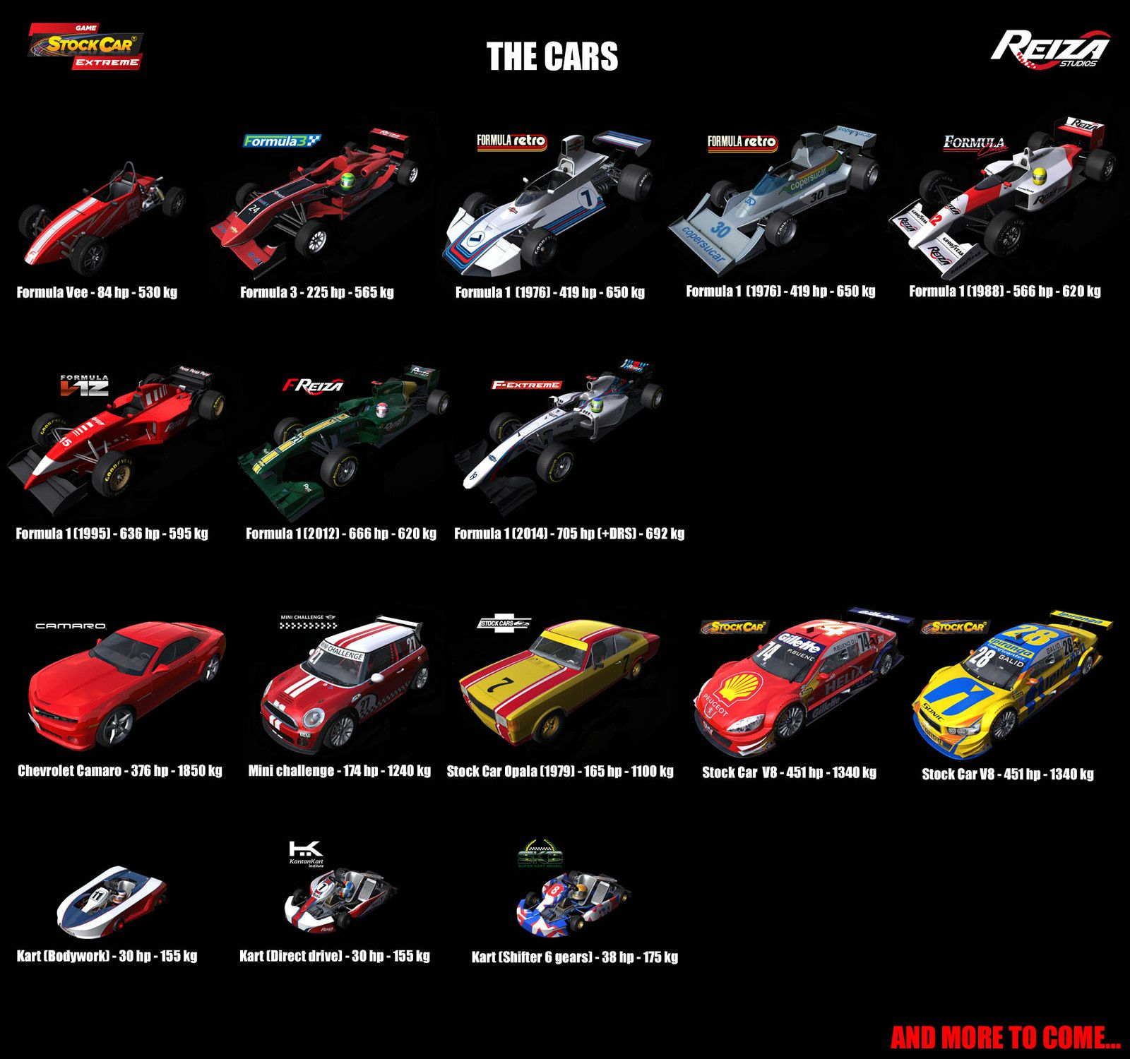 La revue Game Stock Car Extreme