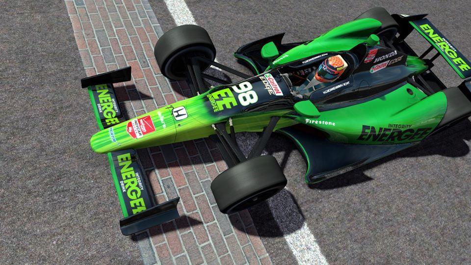 rFactor 2 : Indianapolis et Dallara DW12 disponibles !