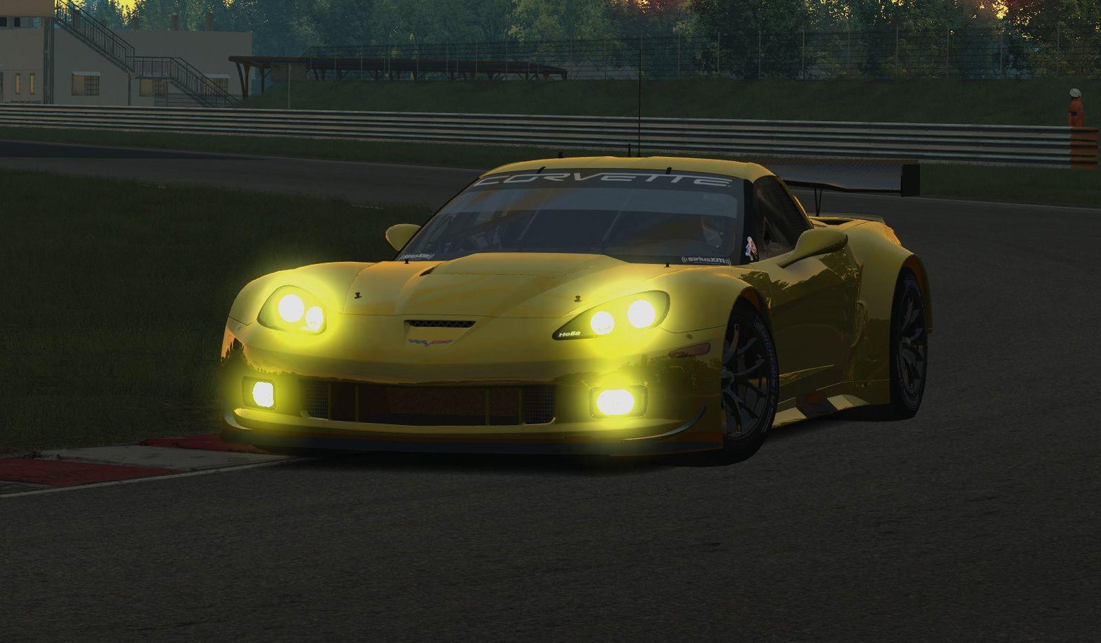 Le Mod Endurance Racing X pour Assetto Corsa ?