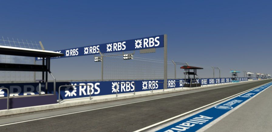 Assetto Corsa circuit Istanbul Park en préparation