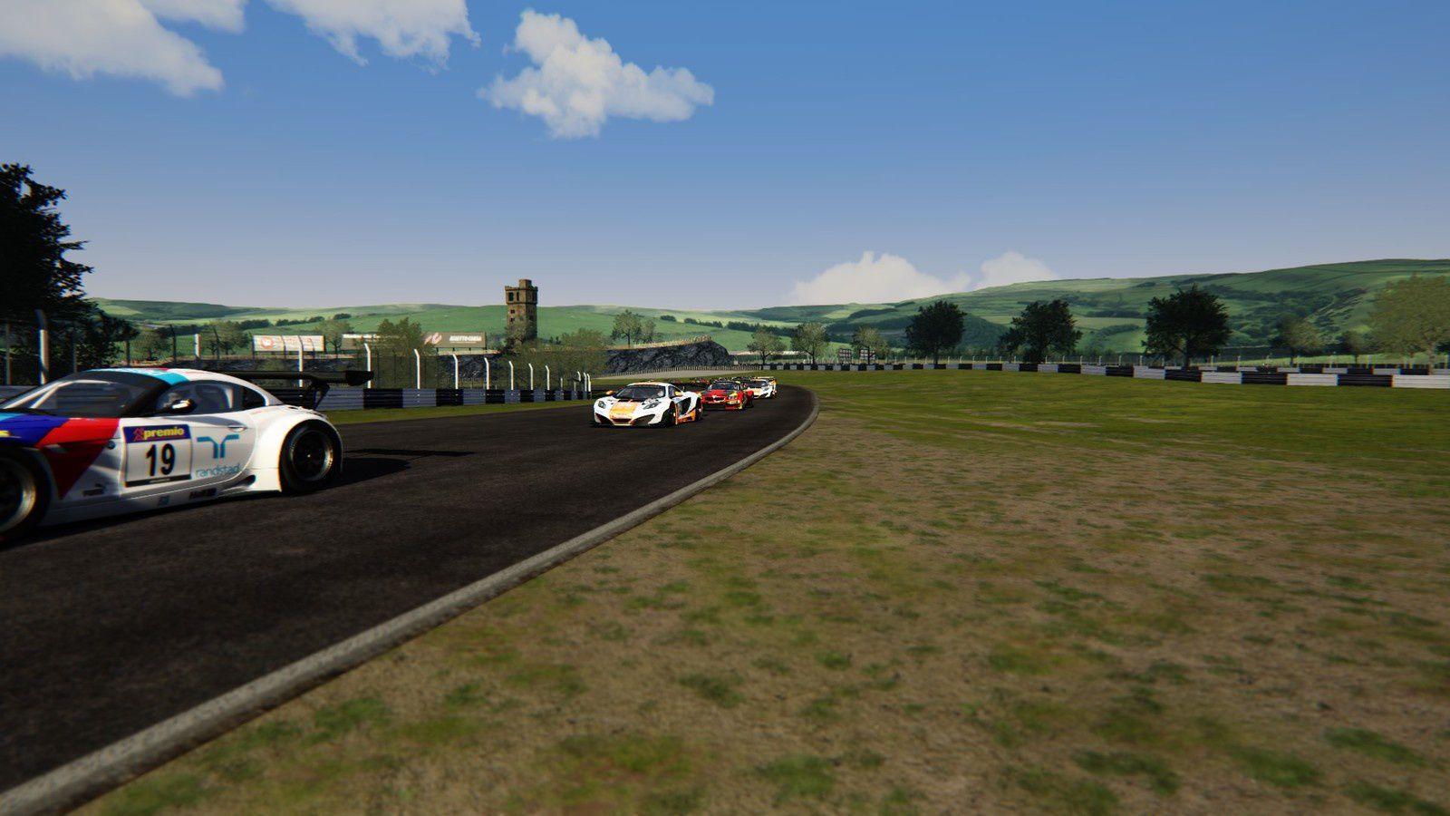 Assetto Corsa Circuit Castle Hill En Pr 233 Paration The Racing Line