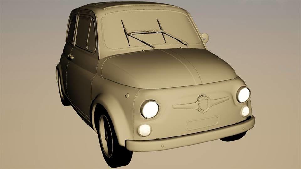 La Fiat Abarth 595 SS pour Assetto Corsa ?