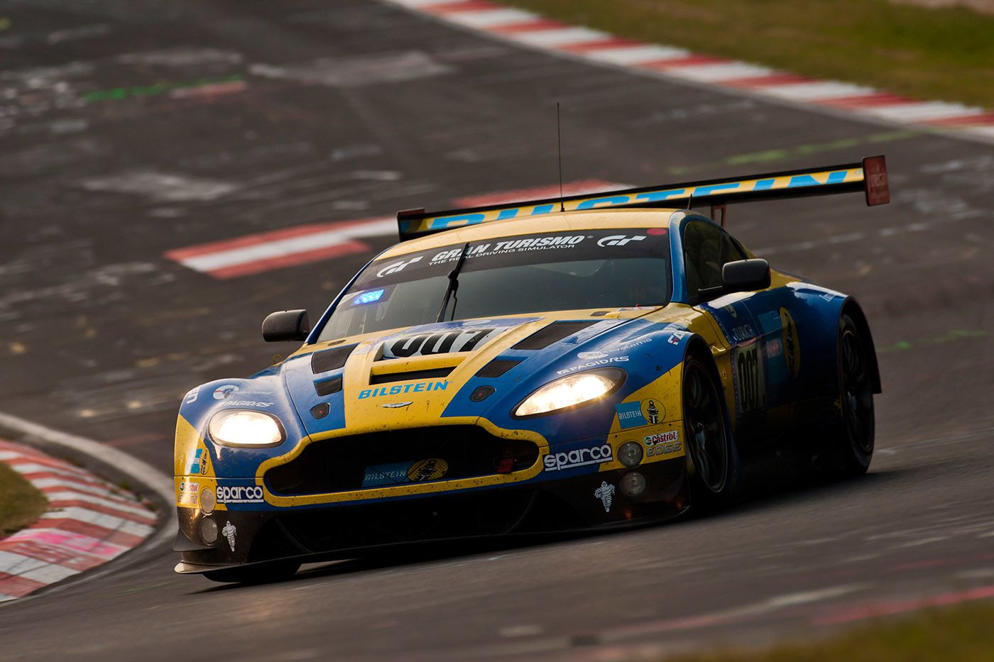 Project CARS : licence Aston Martin !