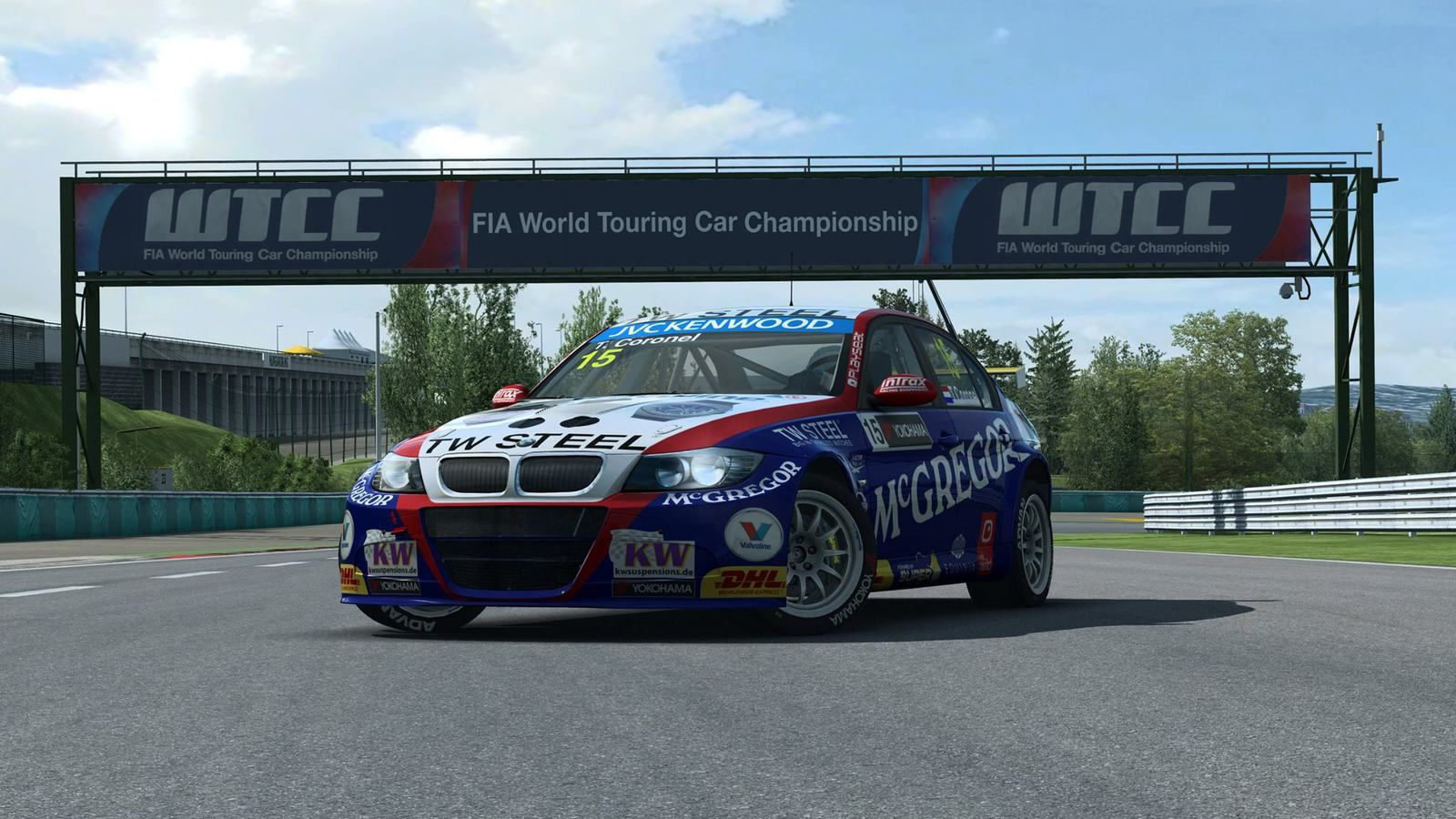 R3E - WTCC 2013 - BMW et Seat Leon