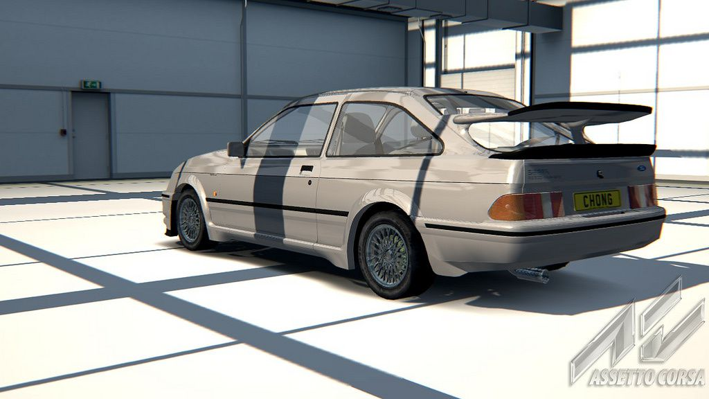 Assetto Corsa Mod 1987 Ford Sierra Cosworth RS500 0.66 disponible !