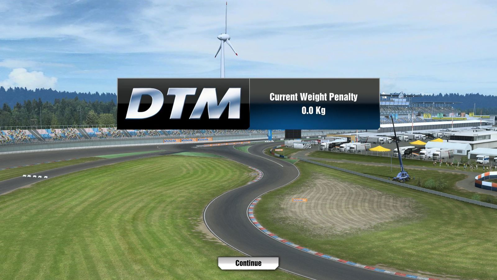 DTM Experience 2014 : images...