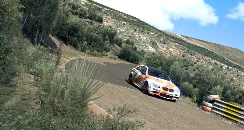 Assetto Corsa circuit Glava Zete Hill Climb 0.8 disponible !