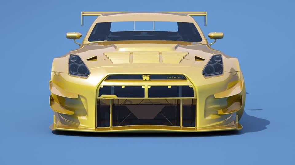 Assetto Corsa : images Nissan GT-R NISMO GT3