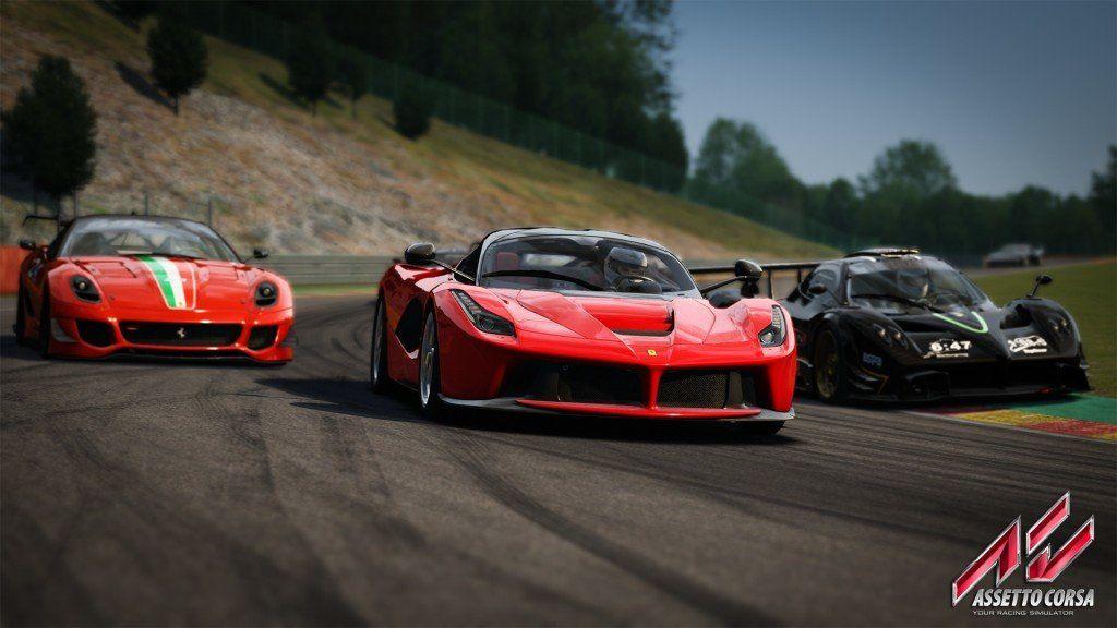 Assetto Corsa officielement disponible (v1.0)