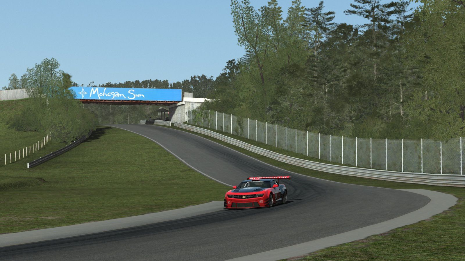 rFactor 2 circuit Lime Rock Park 2.0 disponible !