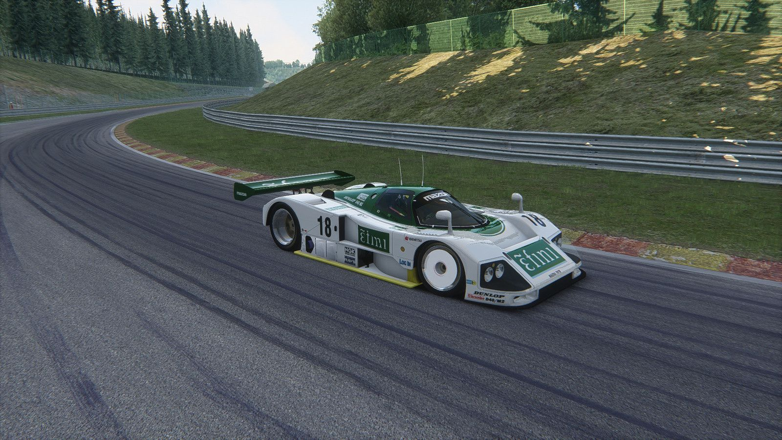 Assetto Corsa Mod Mazda 787B 1.0 disponible !