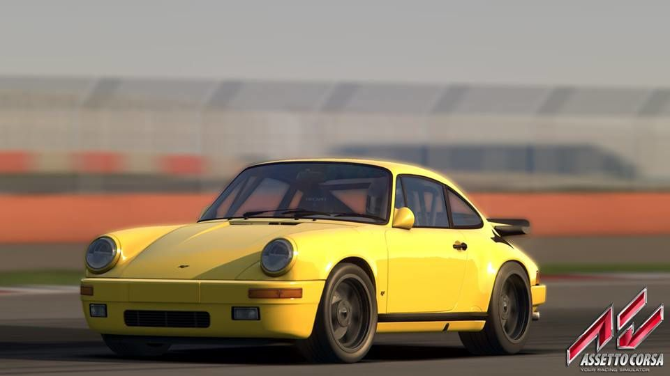Assetto Corsa - RUF Yellowbird disponible
