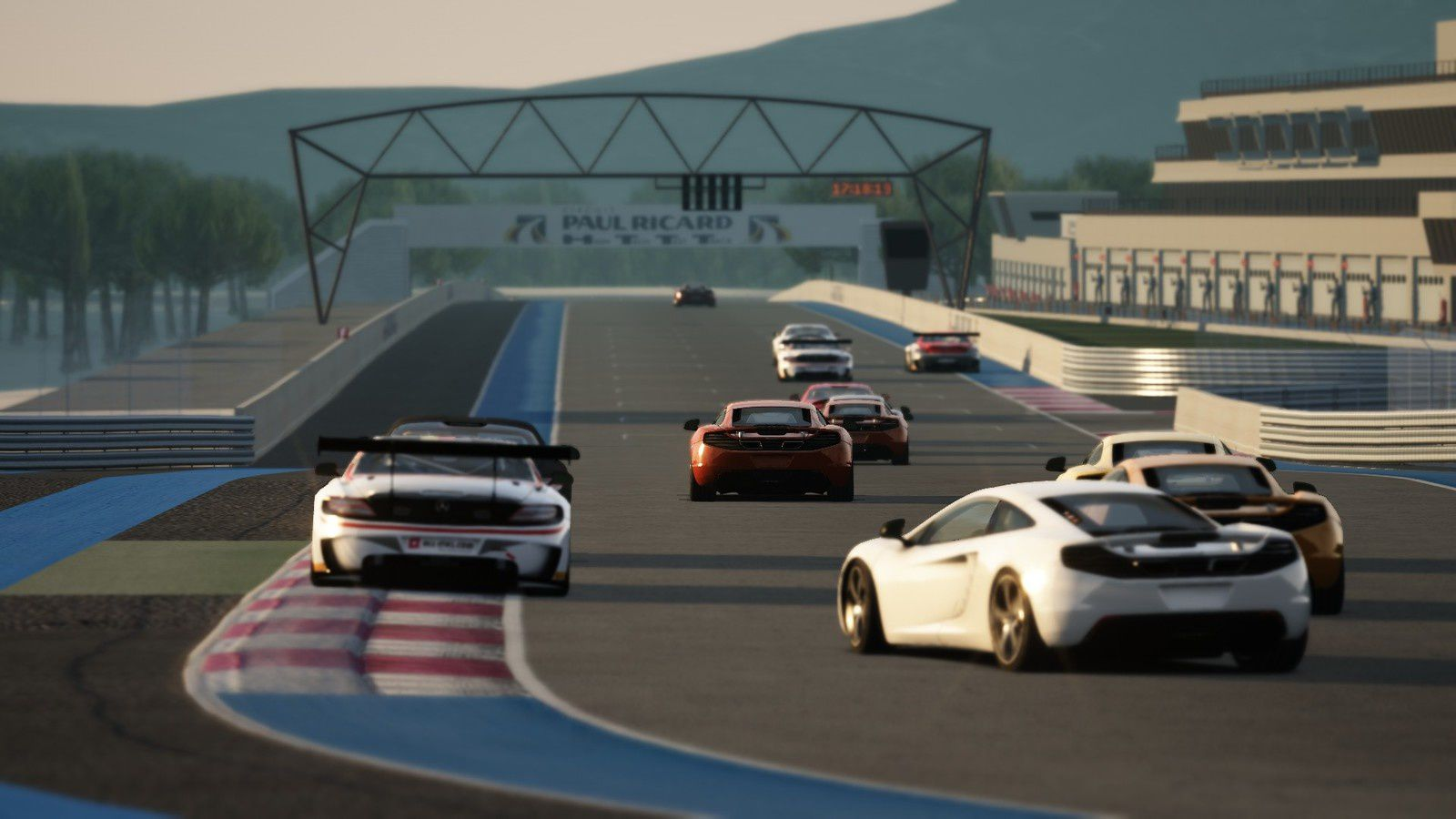 Assetto Corsa circuit Paul Ricard Castellet 0.5.2 disponible !
