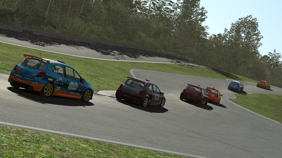 rFactor 2 : Renault Clio 1.51 disponible !