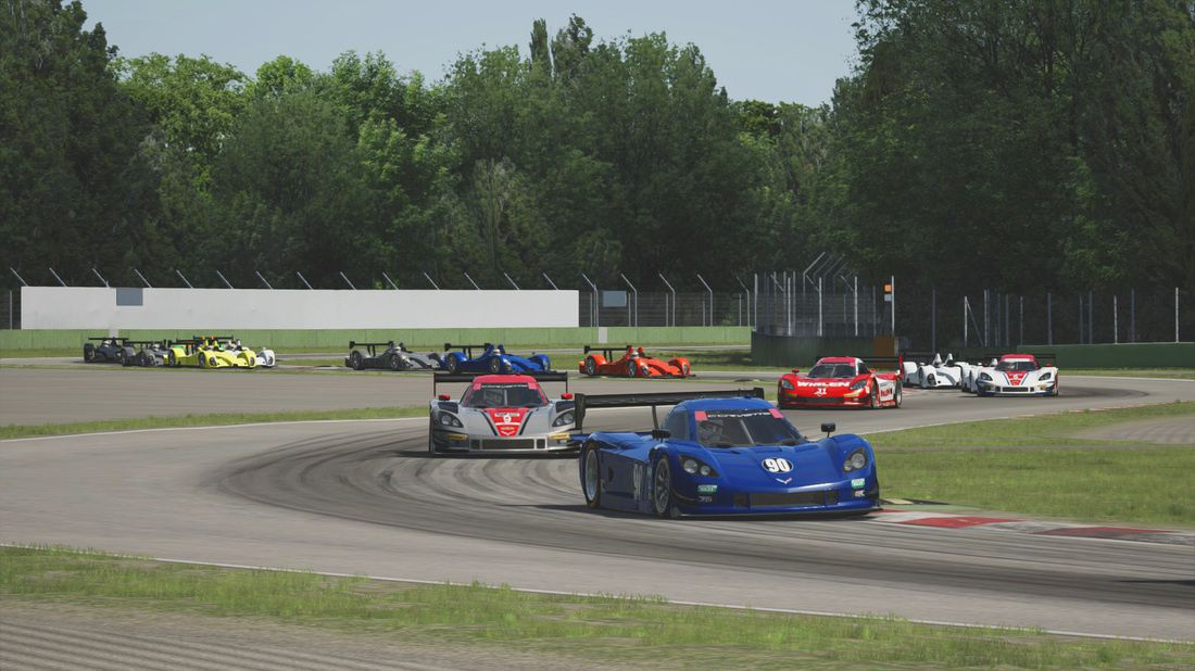 Assetto Corsa Mod IER Car Pack 1 0 2 disponible ! - The