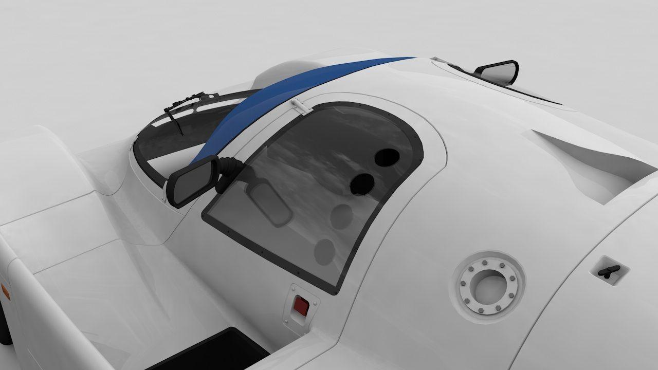 Assetto Corsa : travaux sur le Mod Porsche 962 C