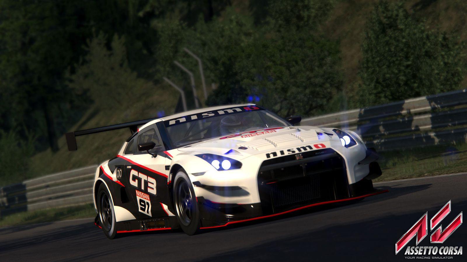 Assetto Corsa : encore des images de la Nissan GT-R GT3