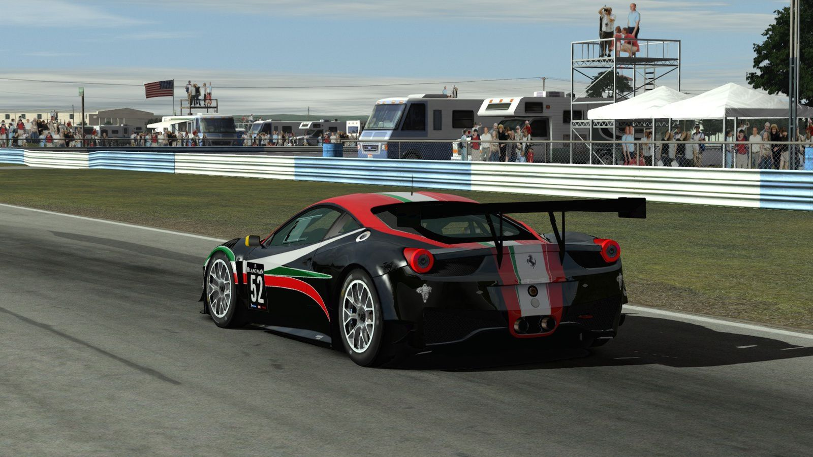 rFactor 2 Mod FIA GT3 0.9 disponible !