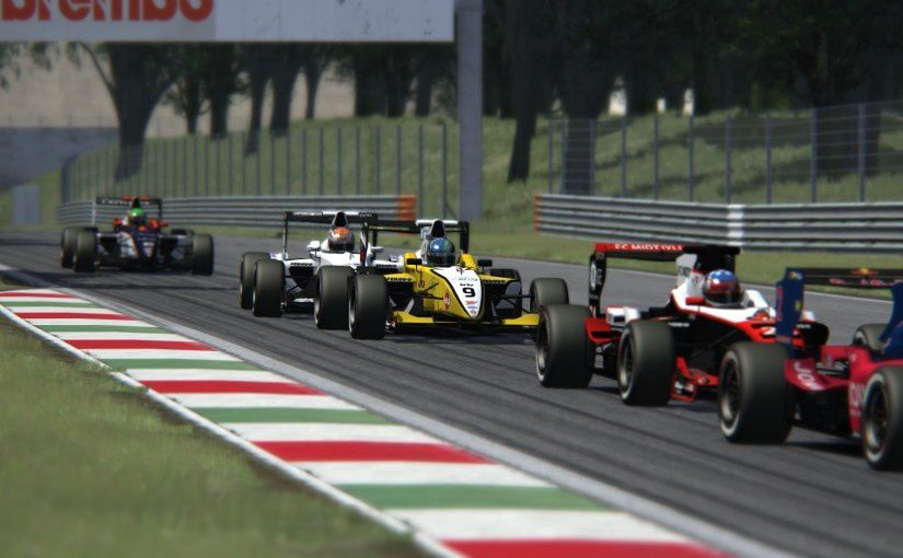 Assetto Corsa Mod International Formula Master 2009 1.1 disponible !