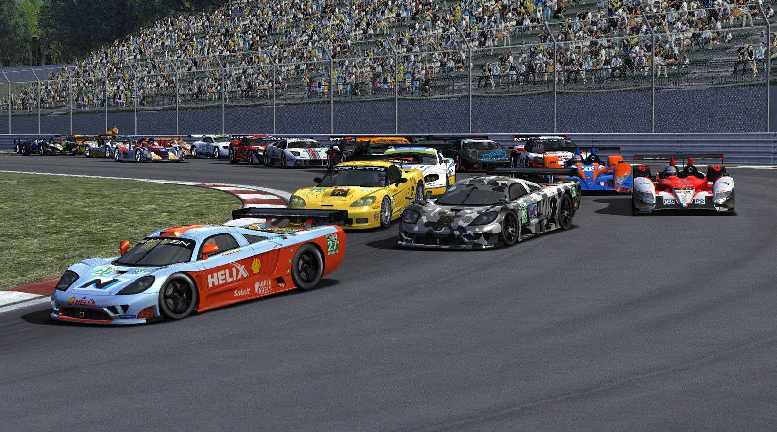 Le World Endurance Series Tournament avec LCC et RFR-O