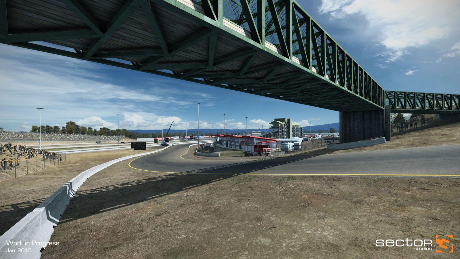 R3E circuit Sonoma disponible !
