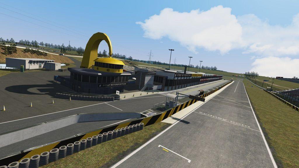 Assetto Corsa circuit Eastern Creek 3.0 disponible !