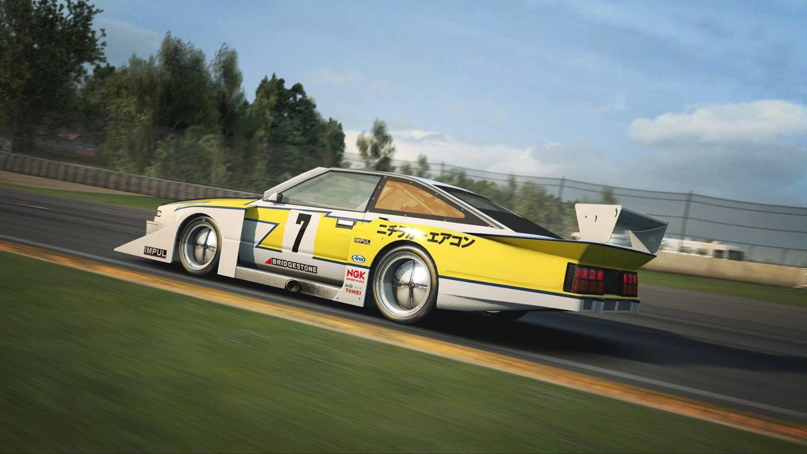 R3E - La Nissan Silvia, s'invite