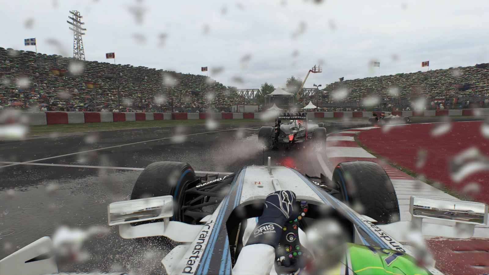 F1 2015 : quelques images de plus