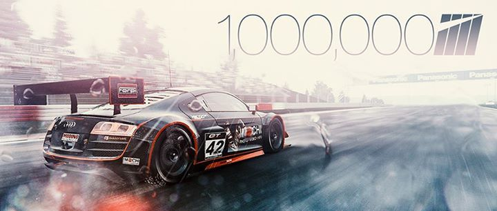 Project CARS : plus d'un million de copies vendues !